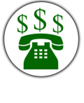 WebCroppers Conversion Call Icon